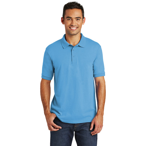 Port & Company Core Blend Jersey Knit Polo
