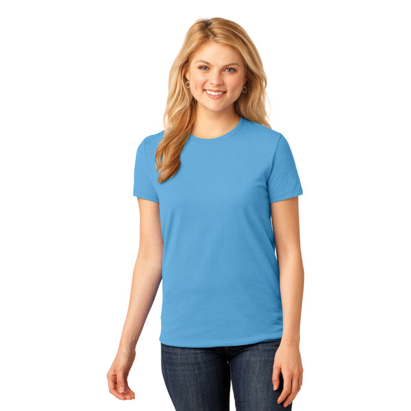 Port & Company Ladies Core Cotton Tee