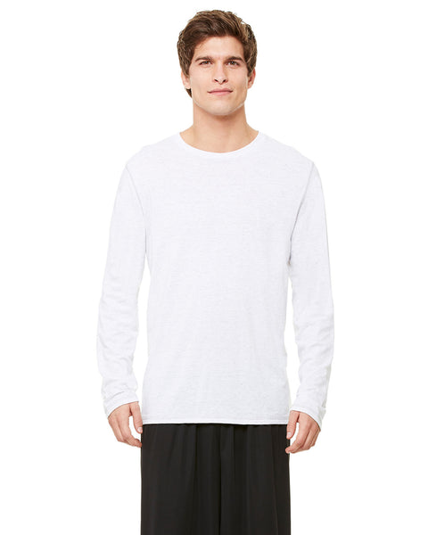 Long Sleeve Triblend T-Shirt