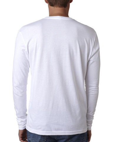 Next Level Cotton Long Sleeve Crew