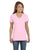 Hanes Ladies Nano-T V-Neck T-Shirt