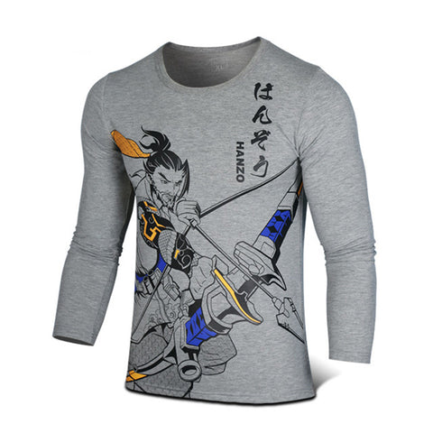Men's Cotton Hanzo Long T-shirt