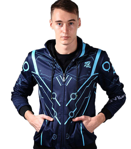 Men's OverWatch Genji Coat