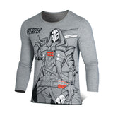 Men's Cotton Reaper Long T-shirt