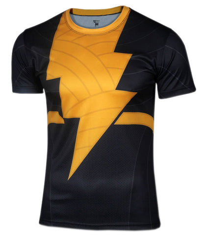 Men's Black Adam T-shirt