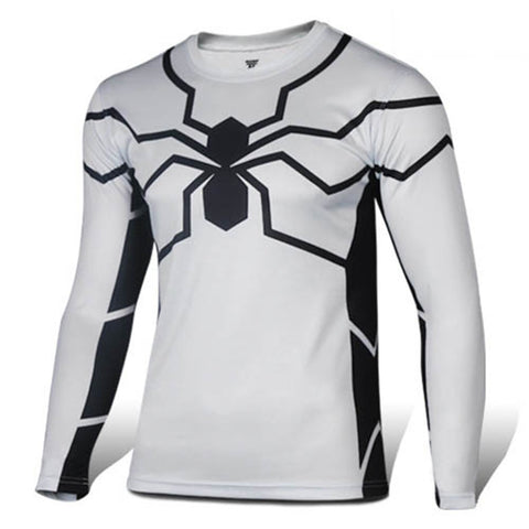 Men's Future Spider-Man Long T-shirt