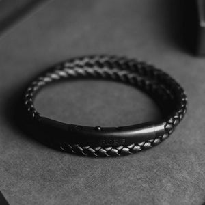 Woven Adjustable Double - All Black