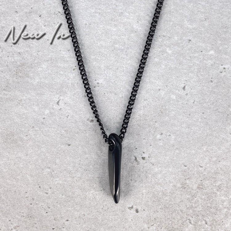 All Black - Odyssey Necklace