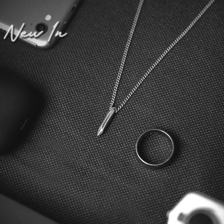 925 Sterling Silver - Odyssey Necklace