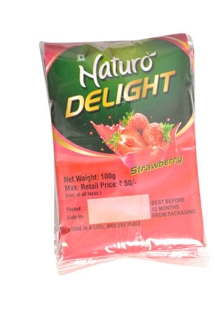 Strawberry Delight - 100g