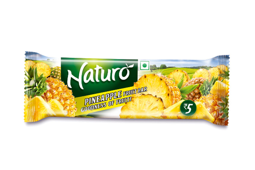Naturo Assorted Fruit Bar Lunch Box - 220g