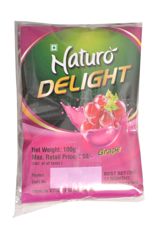 Grape Delight - 100g