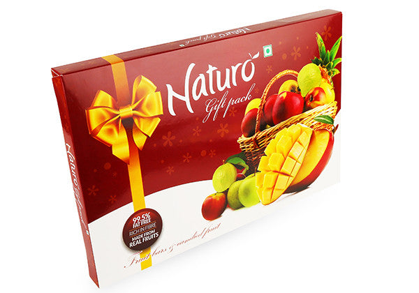 Naturo Assorted Gift Pack - 352g