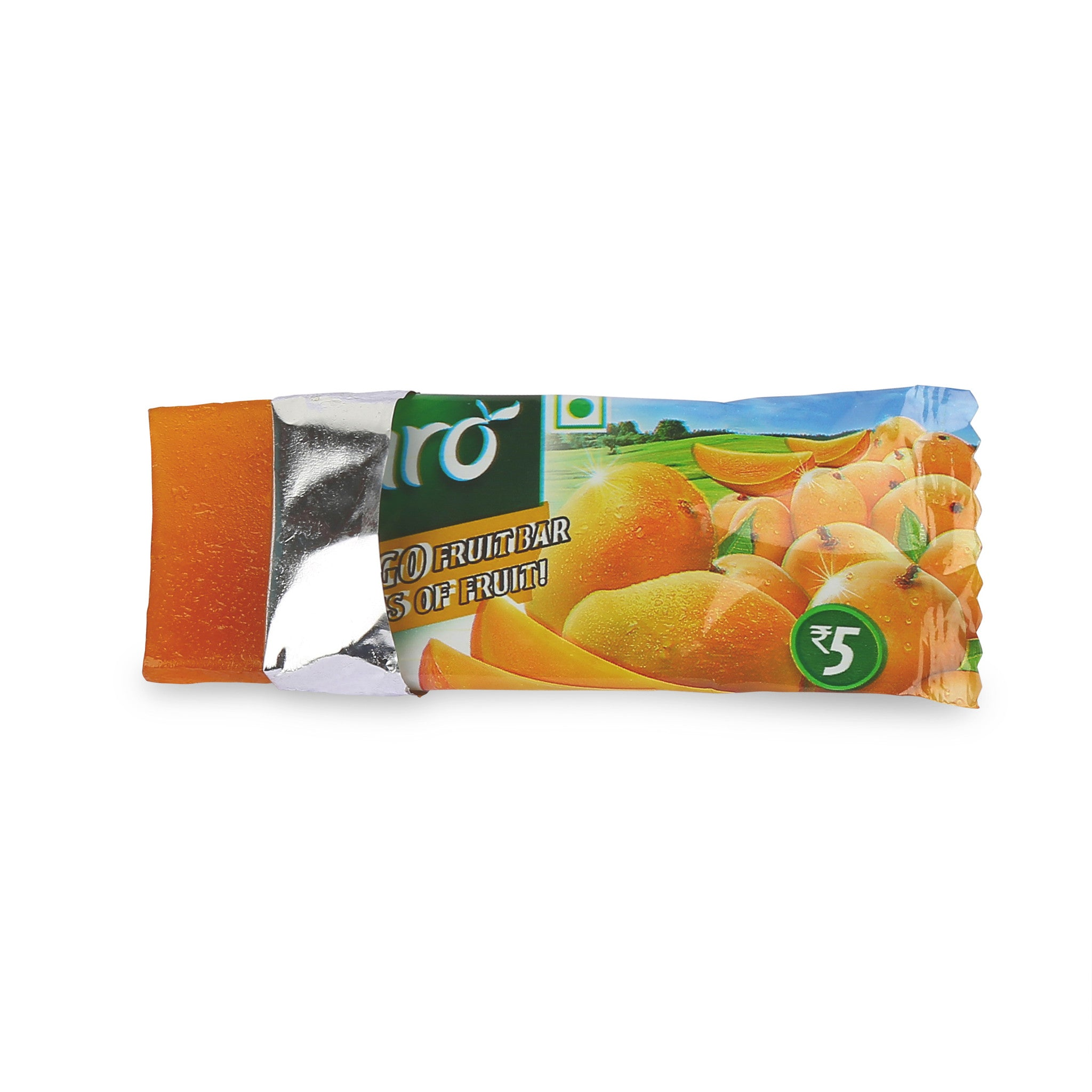 Naturo Mango Fruit Bar Multipack - 66g