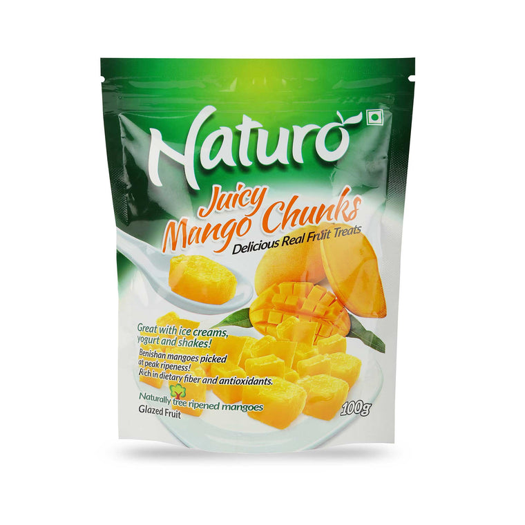 Juicy Mango Chunks 100gms