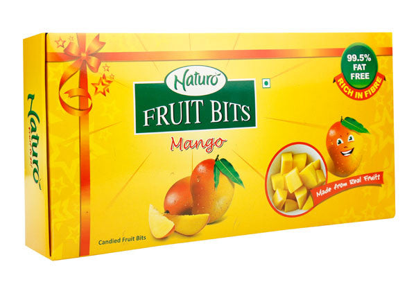 Fruit Bits - Mango Multipack 180g