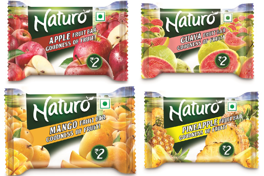 Naturo Fruit Bars All In One