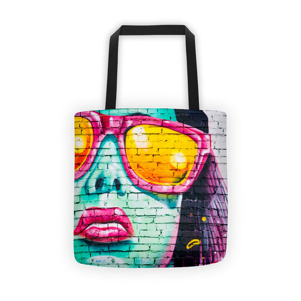 Brick Art Tote bag