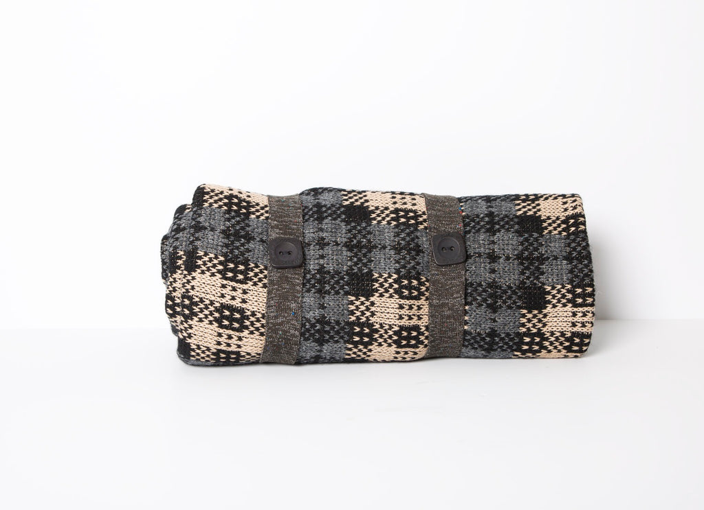 Otto and Spike Picnic Blanket