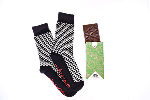 socks and chocs