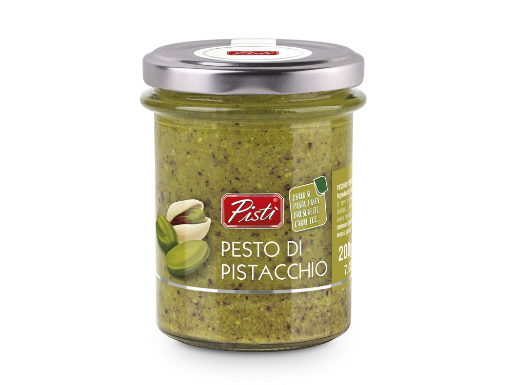 Pesto di Pistacchio in pack Premium