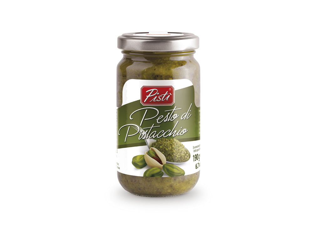 Pesto di Pistacchio in pack Basic