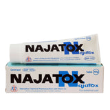 1 Tube Najatox - Snake Venom Gel Pain Relief - Cobratoxan Cream - Famigifts