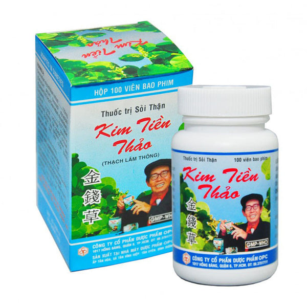 100 Tablets Shilintong Kidney Break Stones - Kim Tien Thao - Famigifts