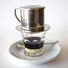 Set of 2 Vietnamese Coffee Filter Press Maker - Phin Cafe Long Cam - Famigifts