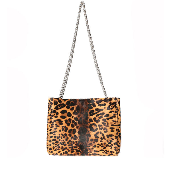 LEOPARD SHOULDER BAG
