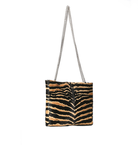 ZEBRA SHOULDER BAG