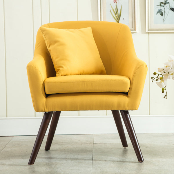 Mid-Century Chair (Multiple Colors)