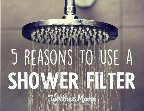 Why I Always Use a Shower Filter