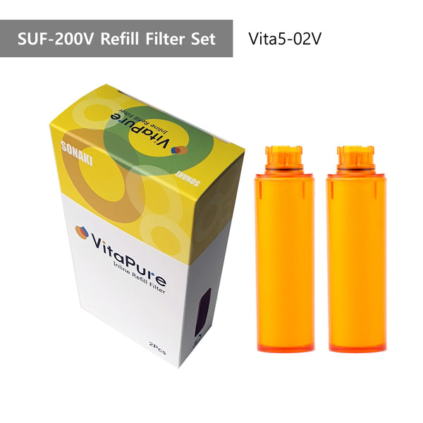 Vita5-02V Refill Cartridge for SUF-200V Vitamin C Inline Shower Filter