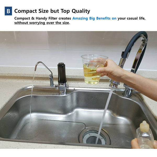 WP-200X, Counter-Top Drinking Water Purifier