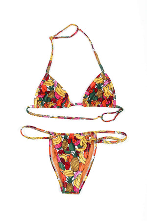 String Bikini - Fruit Top - Sauce Swim