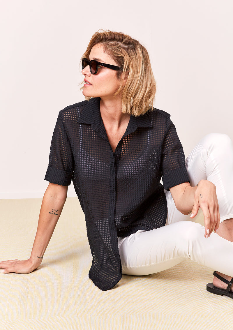 Best of Summer Button-down Blouse