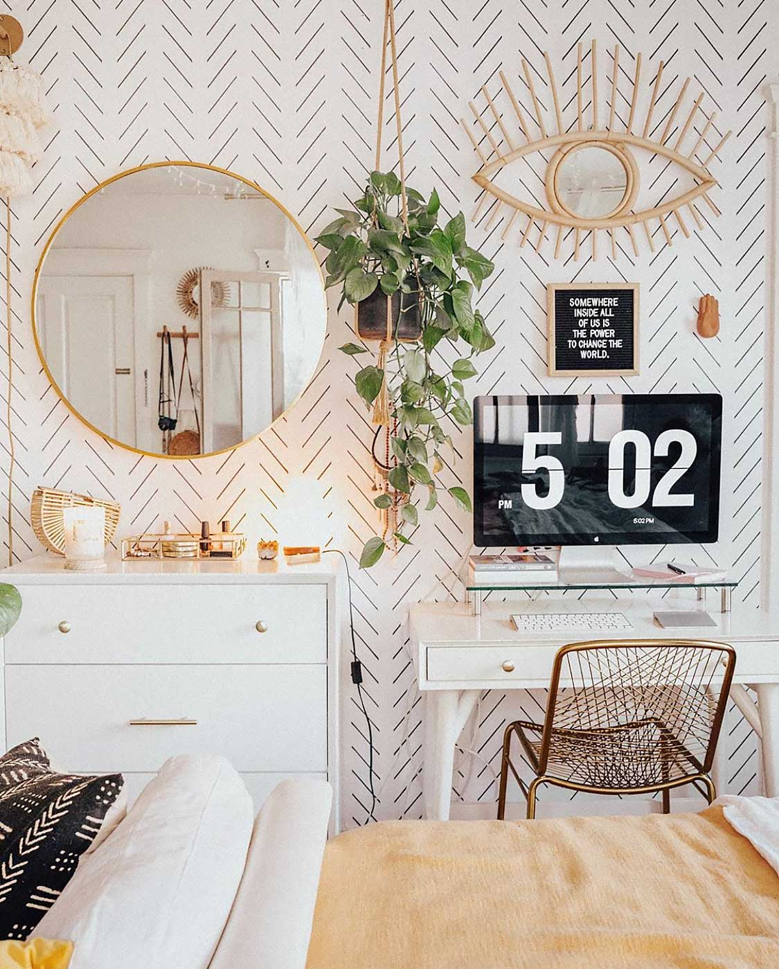 House Decorationdesign: 5 Beautiful Home Office Ideas & Tips On How To Decorate