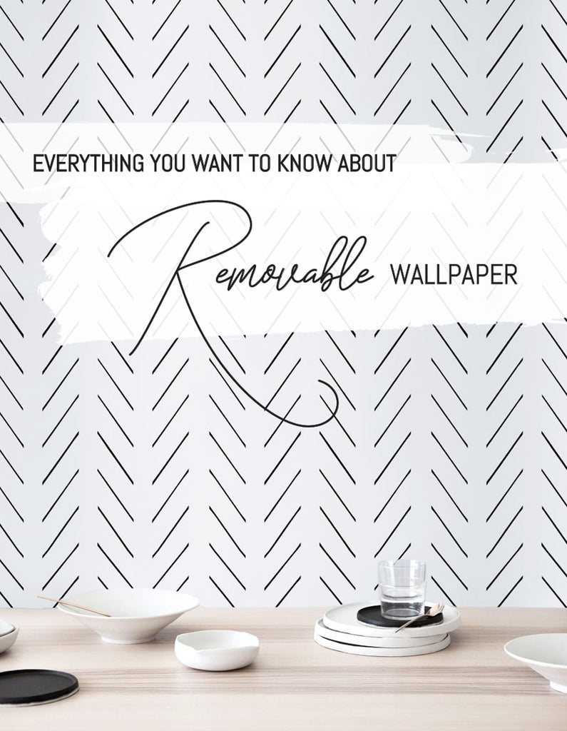 Tips about removable wallpaper