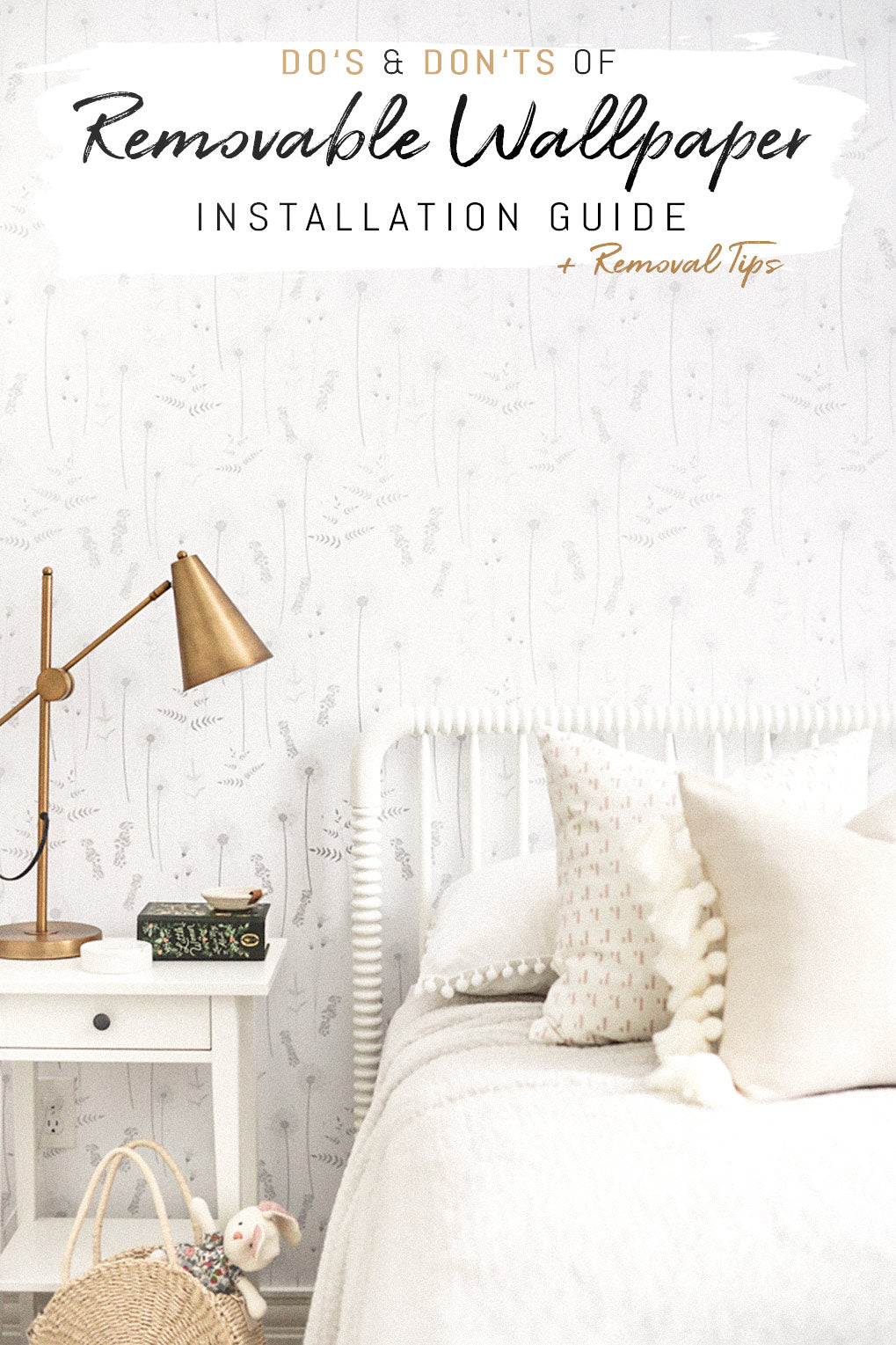 Removable Wallpaper Do S And Don Ts Livette S Wallpaper Livettes