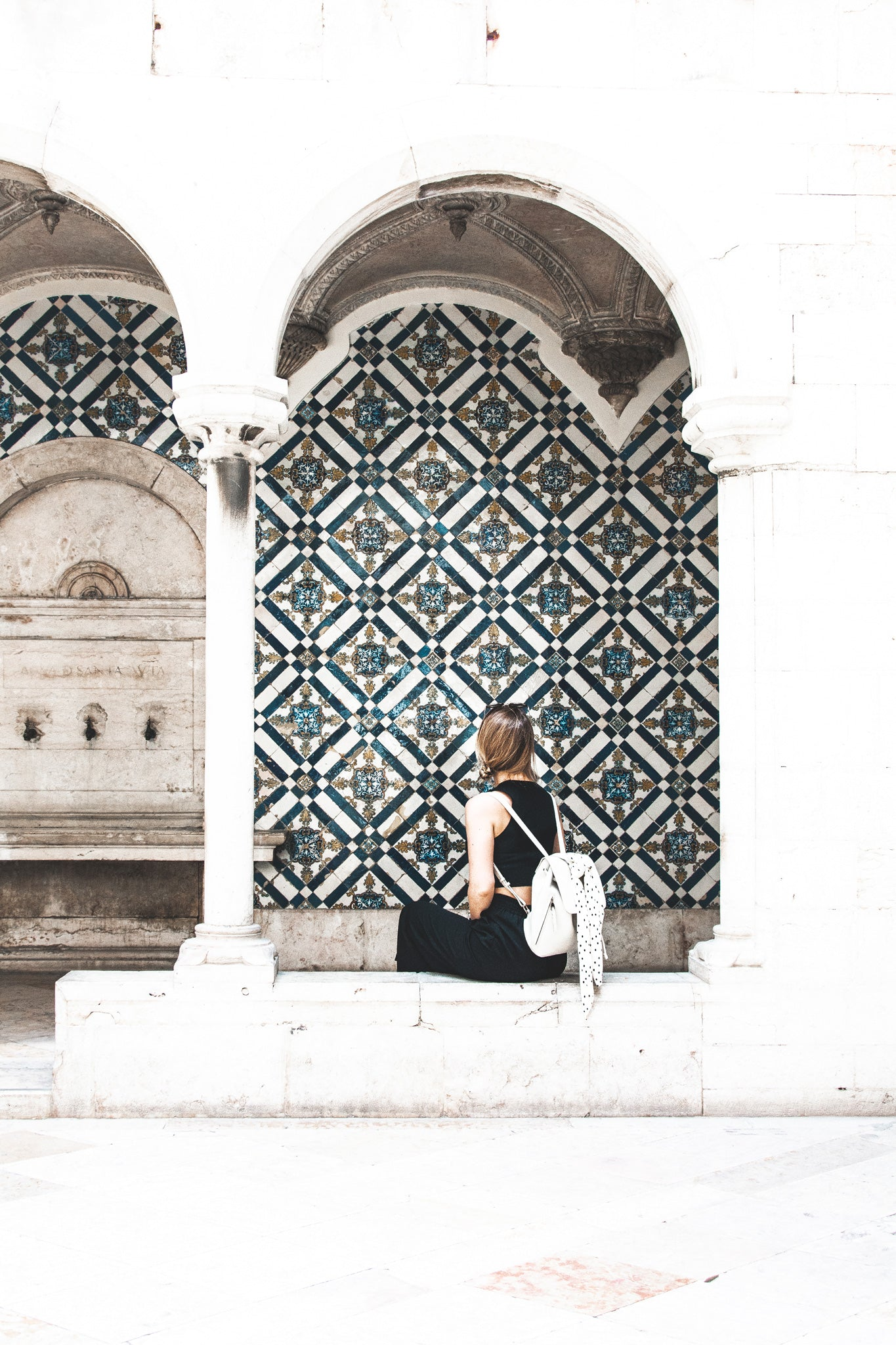 Most Instagrammable spots in Lisbon, Lisbon National Tile Museum