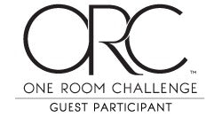 One Room Challenge 2018 guest participant