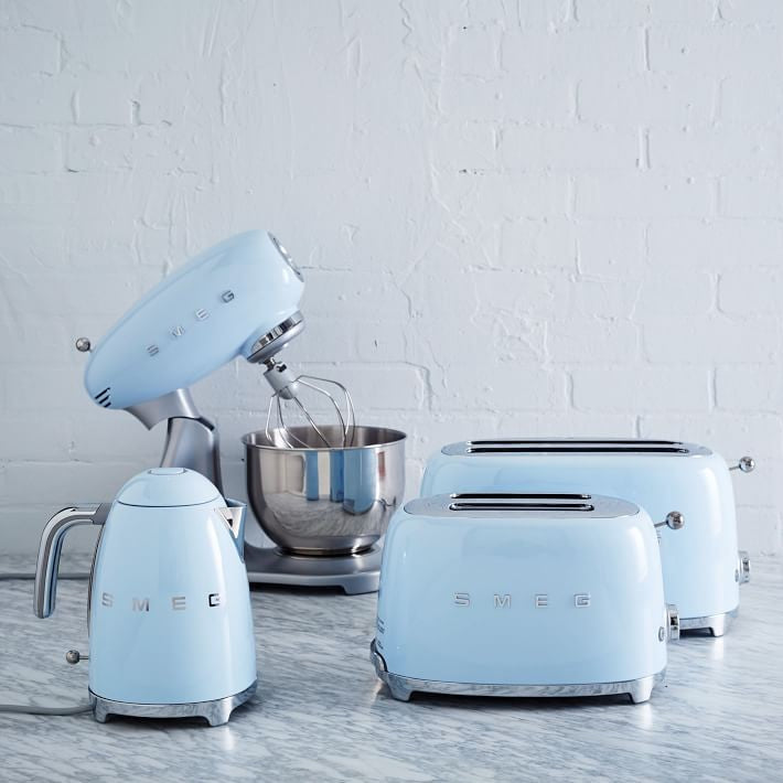 Light Blue Kitchen Essentials