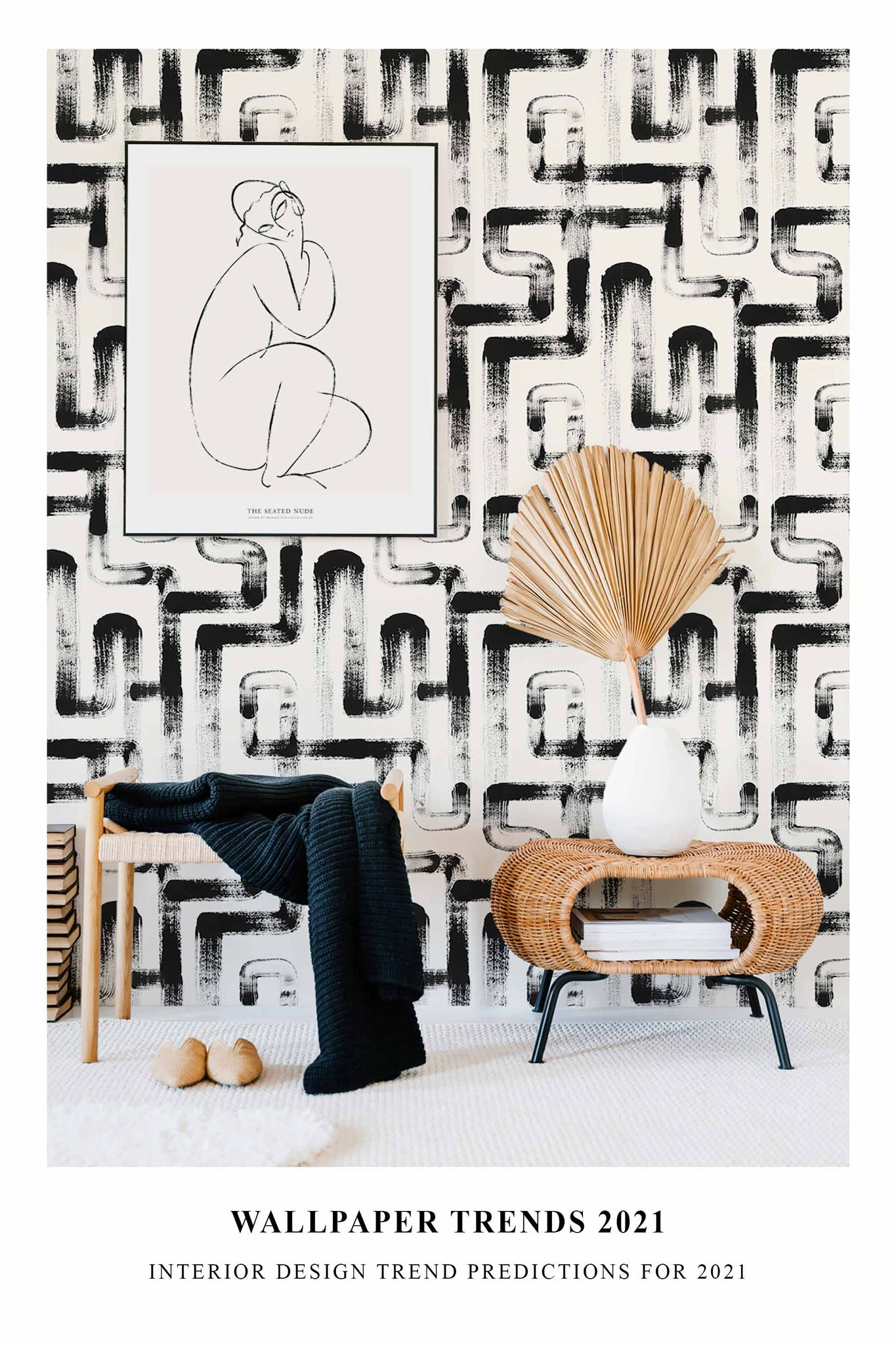 Modern removable wallpaper trends in 2021