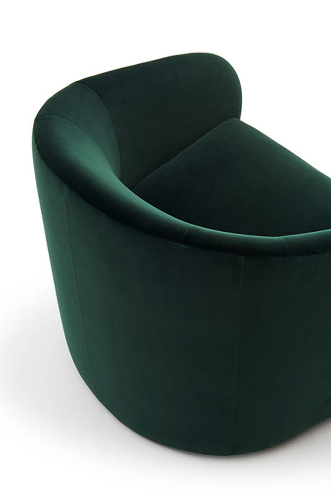 Ascetic arm chair by Fendi