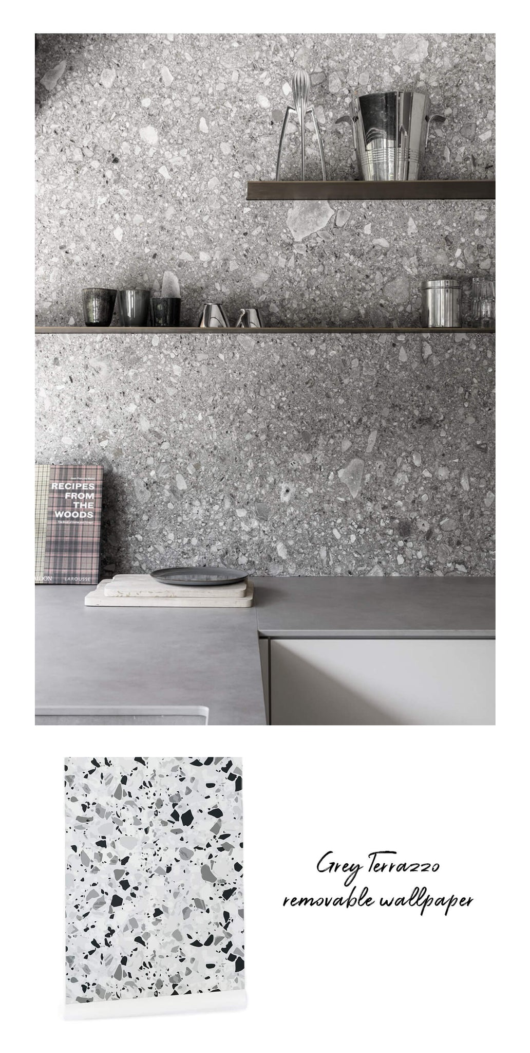 Kitchen Design Ideas Get The Look With Livette S Wallpaper