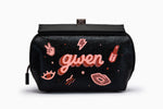 Customize Your Own: Cherry Bomb  // RO-PRO Large Deluxe Cosmetic Clutch- CELESTE