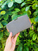 Vegan makeup bag for sustainable and nontoxic living