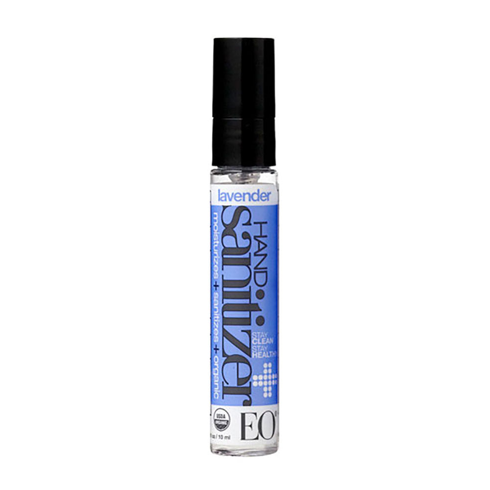 EO | Organic Hand Sanitiser Spray Lavender 10ml