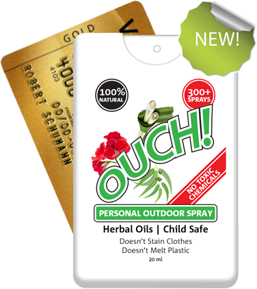 OUCH | Instant Herbal Personal Outdoor Spray 20ml
